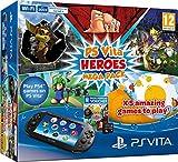 Sony PlayStation Vita Slim MegaPack Heroes + 8GB Speicherkarte