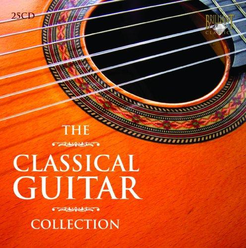 Preisvergleich Produktbild The Classical Guitar Collection