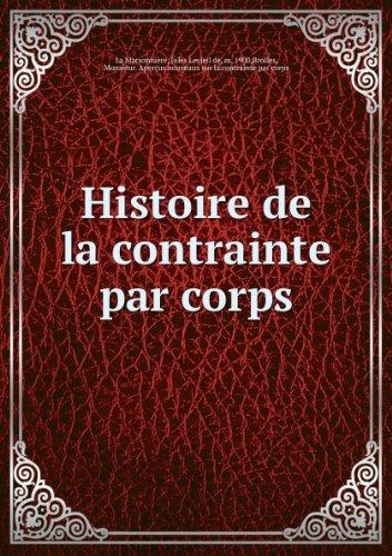histoire-de-la-contrainte-par-corps