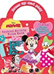 Disney Minnie Fashion Activity Purse...