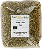 Buy Whole Foods Organic Hemp Seeds 1 Kg