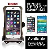 DiCAPac Action WP-C1A wasserdichtes Case für Smartphones bis zu 14,4cm (5,1 Zoll) Displays