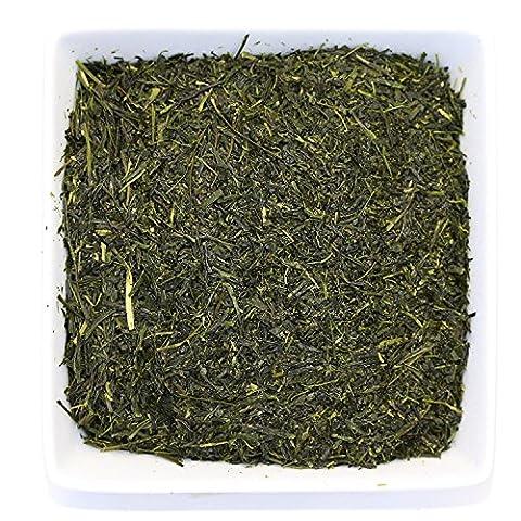Tealyra - Sencha Tenkaichi Japanese Green Tea - Handmade Premium 1st Flush - Organically Grown in Japan - Loose Leaf Tea - Caffeine Level Medium -