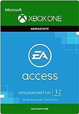 EA Access – Jahresmitgliedschaft [Spielerweiterung] [Xbox One - Download Code]