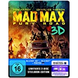 Mad Max: Fury Road Steelbook