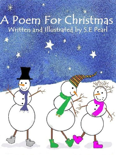 Red Fir, Red Lights (A Poem For Christmas (English Edition))