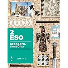 Geografia i història. 2 ESO. Construïm