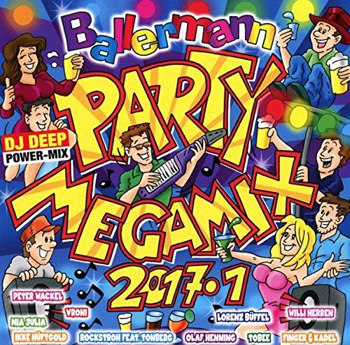 VA-Ballermann Party Megamix 2017.1-DE-2CD-FLAC-2017-VOLDiES Download