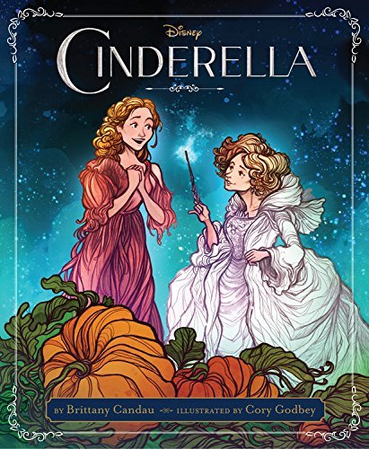 Cinderella Picture Book: Purchase includes Disney eBook! by Brittany Rubiano (2015-01-27)