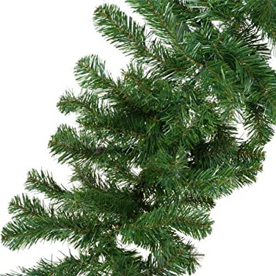 9ft Un-decorated Green Pine Garland