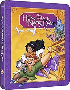 The Hunchback of Notre Dame - Zavvi Exclusive Limited Edition Steelbook (The Disney Collection #20) [UK Import]