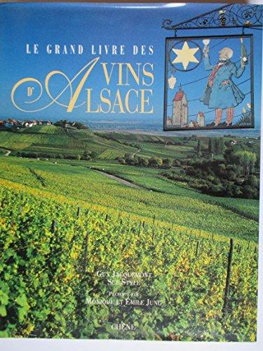 Le grand livre des vins d'Alsace