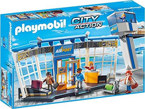 Playmobil 5338 - Flughafen mit Tower