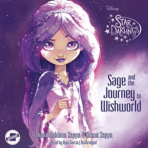 Sage and the Journey to Wishworld: The Star Darlings Series, Book 1