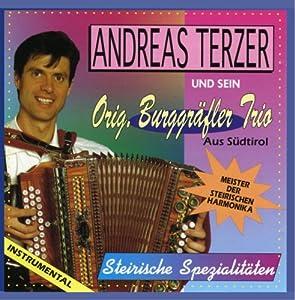 Steirische Spezialitäten (Steirische Harmonika - Instrumental)
