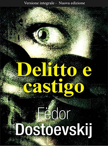 Delitto E Castigo Ebook