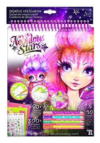 Nebulous Stars - 11103 Kreatives Skizzenbuch Petulia