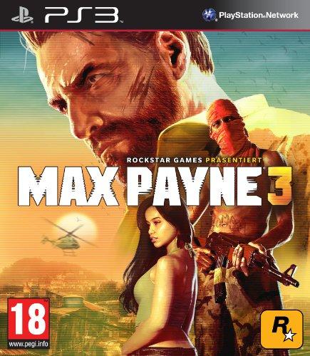 Rockstar Games Max Payne 3 (uncut) [PEGI] - [PlayStation 3]