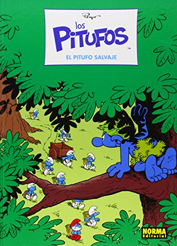Pitufos, Los 20 - El Pitufo Salvaje