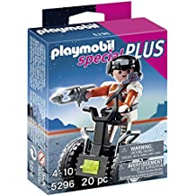 Playmobil Especiales Plus - Agente secreto con balance racer (5296)
