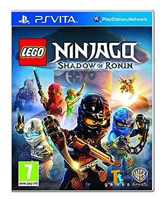 LEGO Ninjago: Shadow of Ronin (PlayStation Vita)