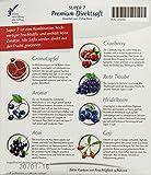 Walthers Super 7 Premium-Direktsaft aus Aronia, Goji, Acai, Cranberry, Granatapfel, Heidelbeersaft, 1er Pack (1 x 3 l Getränkekarton) - 5