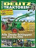 Typenkatalog Deutz-Traktoren: TRAKTOR CLASSIC SPECIAL