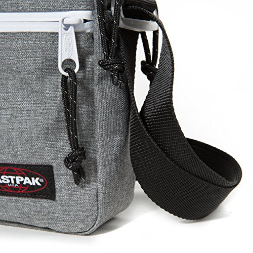 Eastpak The One Borsa a Tracolla, 2.5 Litri, Marrone (Crafty Brown) Grigio (Frosted Grey)