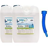 Gasfritzen Agrola 2 x 10 Liter (20 Liter) Kanister AdBlue Harnstofflösung Reduktionsmittel NOx für Diesel-Motoren mit…