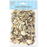 Itsy Bitsy Sea Shells for Craft, Decoration, Pooja & More | Collected Naturally | Assorted Pack | 250gm