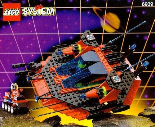 LEGO System Spyrius 6939 Mega Spy Ufo (Lego System Classic-sets)