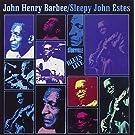 Blues Live! by Estes (1999-07-01)