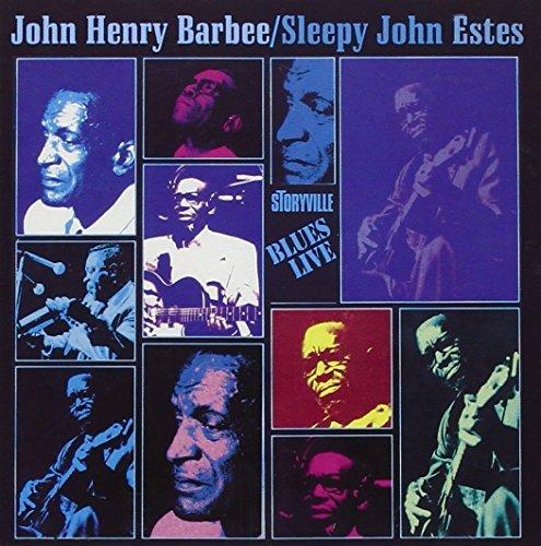 Blues live by Sleepy John Estes (1999-09-27)