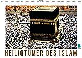 Heiligtümer des Islam (Wandkalender immerwährend DIN A2 quer): Moscheen der Welt – heilige Stätten (Monatskalender, 14 Seiten) (CALVENDO Glaube) [Kalender] [Aug 05, 2014] CALVENDO, k.A.