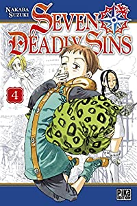 Seven Deadly Sins Edition simple Tome 4