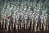 empireposter Star Wars - EP7 Stormtrooper Army - Größe (cm), ca. 91,5x61 - Poster, Neu -