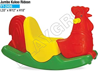 Playgro Jumbo Hen Rocker with Handle - Multicolor PGS-2406 (Color May Vary)