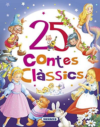 25 Contes clàssics por Susaeta Ediciones S  A
