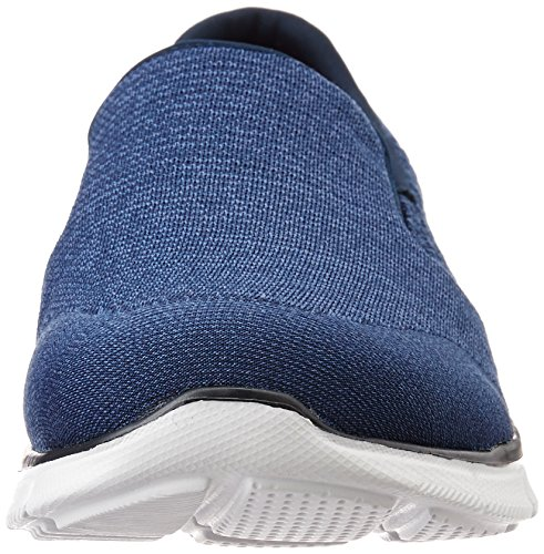 Skechers EqualizerSay Something, Baskets Basses Femme Bleu - Bleu marine