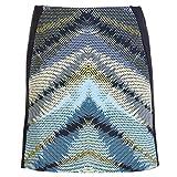 GOLFINO Damen Golfrock Dry Comfort mit eingearbeiteten Shorts Blau L