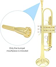 SG Musical 3C Trumpet Mouthpiece Brass Material Trumpet Accessories Parts