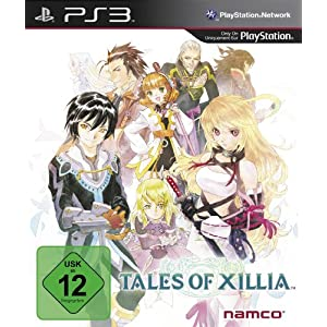 Tales of Xillia – Day One Edition – [PlayStation 3]
