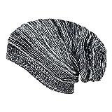 #10: Gajraj Unisex Black Textured Beanie