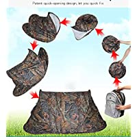 Automatic Pop Up Portable Outdoors Quick-open Tent Instant Setup waterproof Ventilation for Camping, Hiking, Fishing,Over-Night Trips