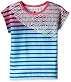 UFO Girls' T-Shirt (AW17-KF-GKT-2233 BABY PINK (12-13 Yrs))