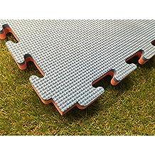 Suelo Tatami Puzzle 1 m x 1 m Grosor 2,5 cm