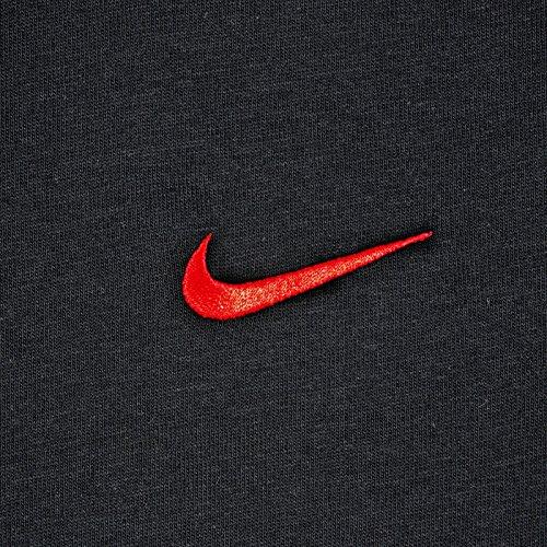 NEU Nike Herren Rundhals Einfach Marke Designer Fitness Gym T-shirt S-2XL Schwarz