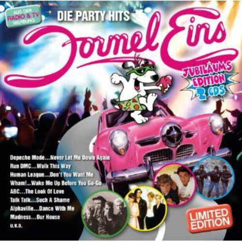 Formel Eins-80er Party