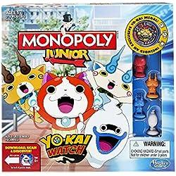 Monopoly Junior: Yo-kai Watch Edition by Hasbro