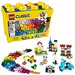 Lego Classic - Large Creative Brick Box 10698 di Lego LEGO